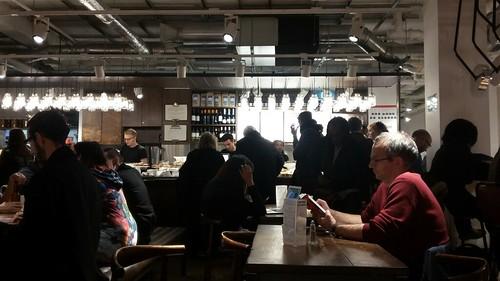 Foyles Café
