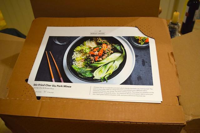 Marley Spoon meal Box for Two | www.rachelphipps.com @rachelphipps