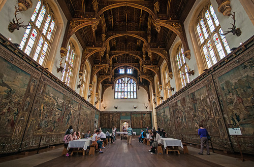 Great Hall - Hampton Court