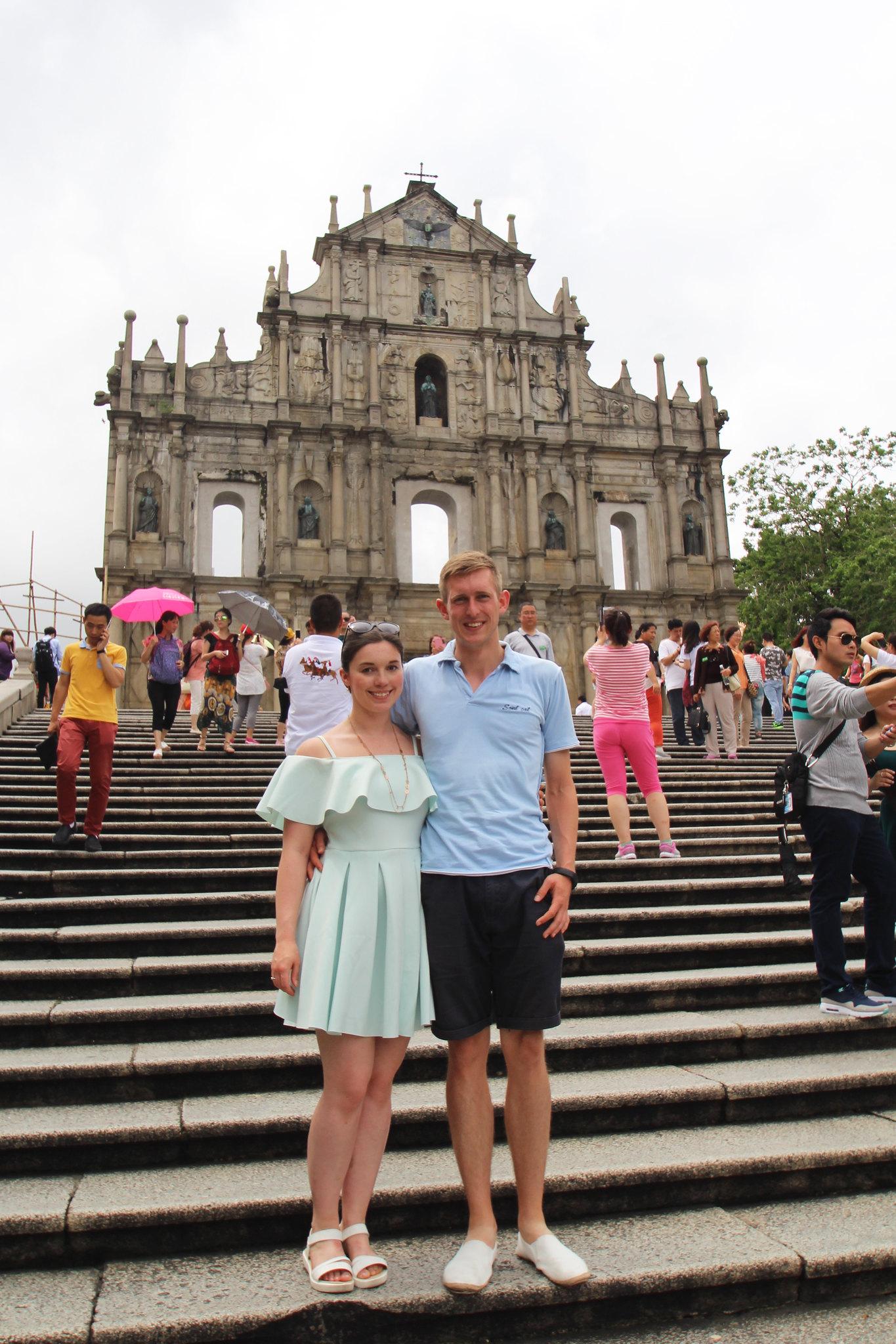 Hong Kong travel blogger UK