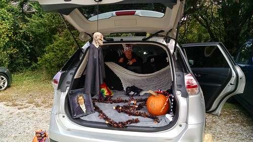 Trunk or Treat, October 30, 2016