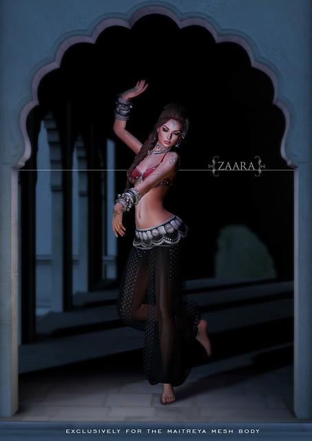 Zaara : Nadira Silk for C88