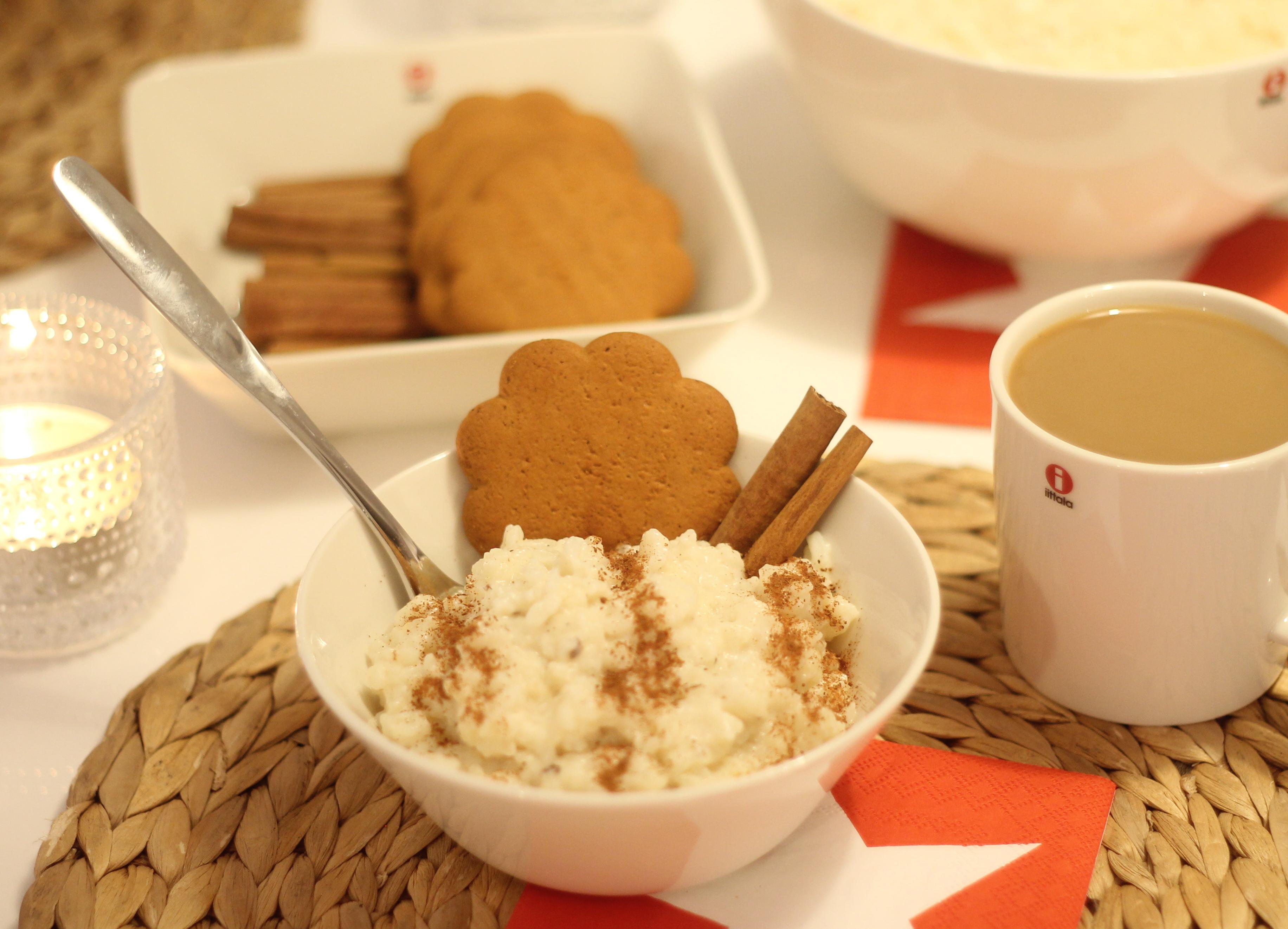 christmas porridge
