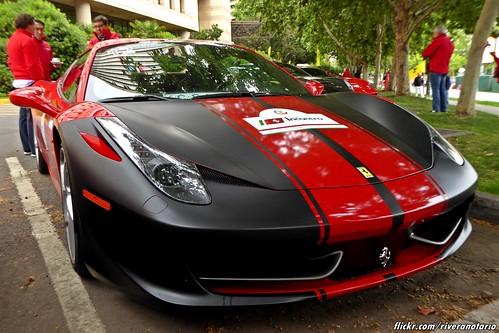 Ferrari 458 Italia - Santiago, Chile