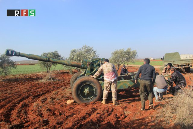 122mm-D32-on-M46-chassis-syria-idlib-2016-fsa-mxa-1