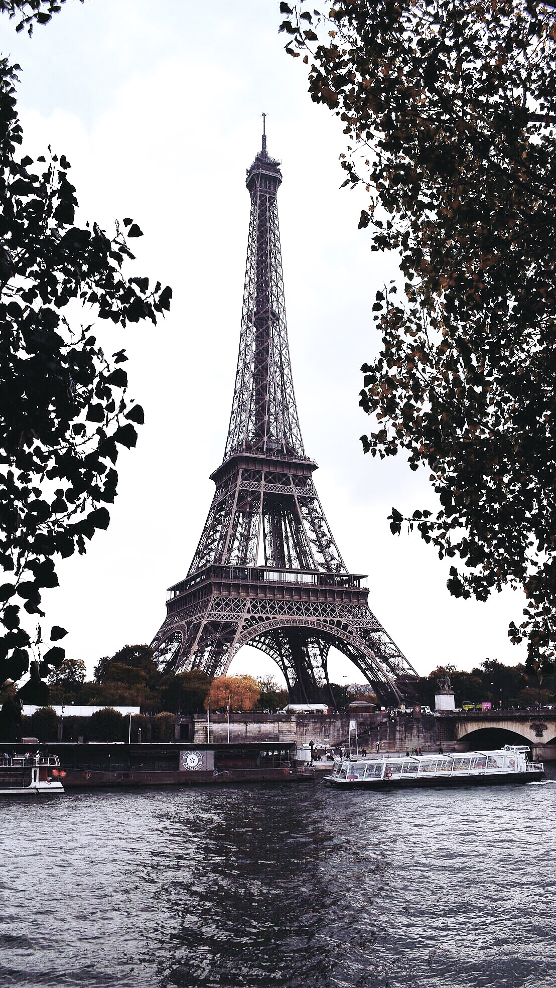 Wanderlust in Paris