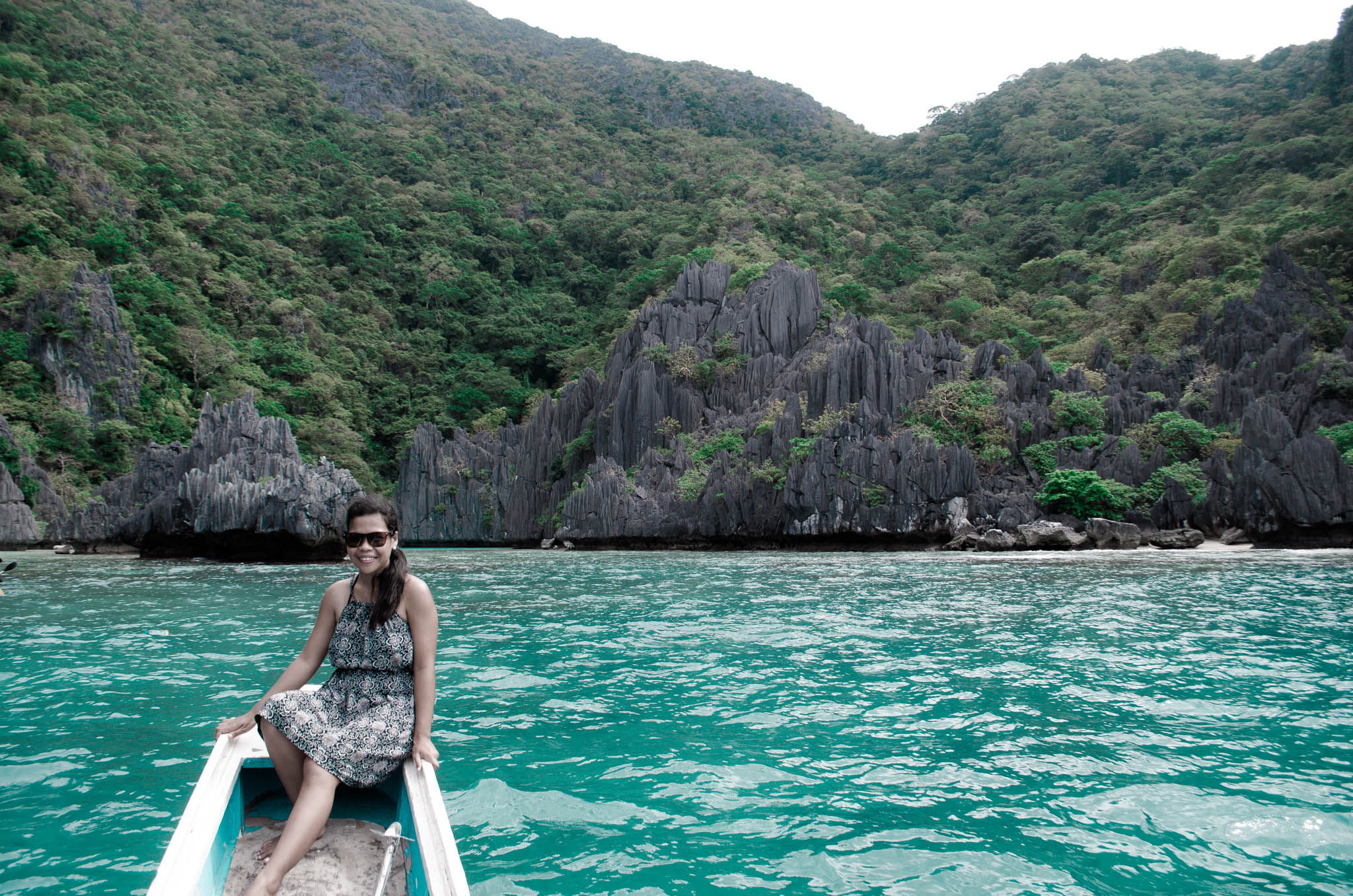 el nido island hidden beach 1