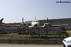 I-BUTY - 31P-32 - Private - Piper PA-31P-425 Pressurized Navajo - Gambini SRL Scrapyard, Cavalcaselle, Italy - 160624 - Steven Gray - IMG_4961
