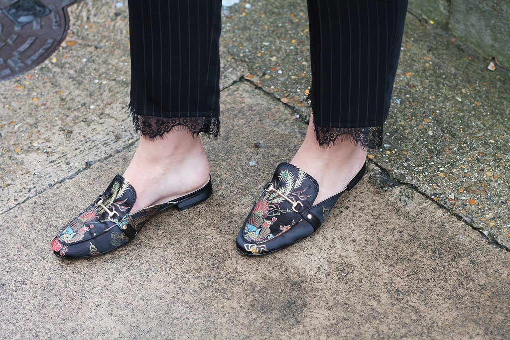 river island gucci dupe loafers