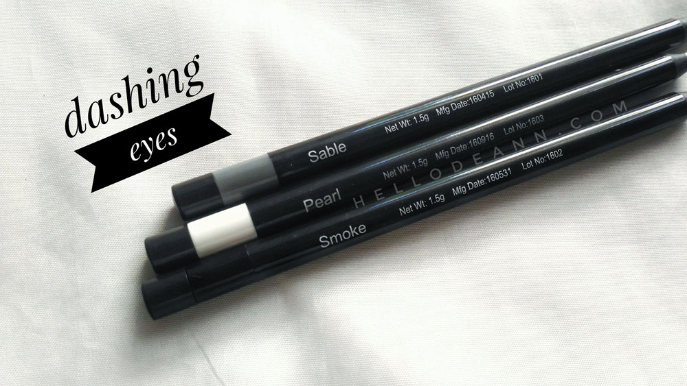 Fashion 21 Twist Eye Pencil Review Dashing Eyes- Hello Deann