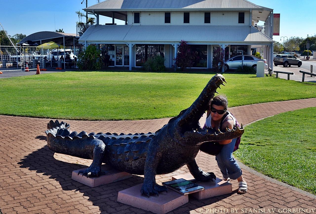 Самый невезучий город Австралии darwin13