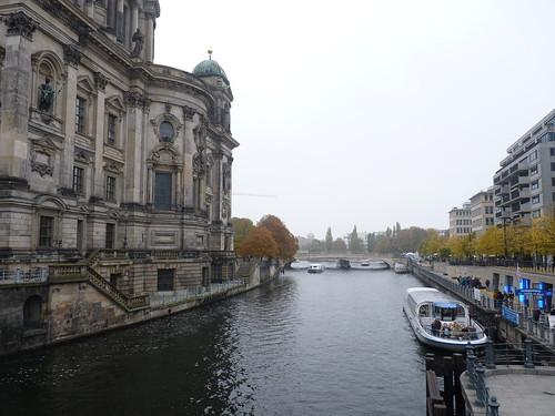 DDR Museum, direkt an der Spree gelegen,