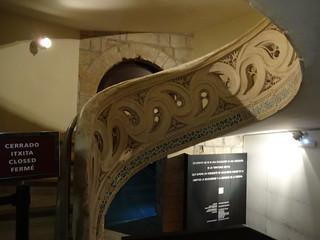 Choir Stairs