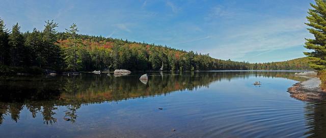 Partridge Pond 9-30-16