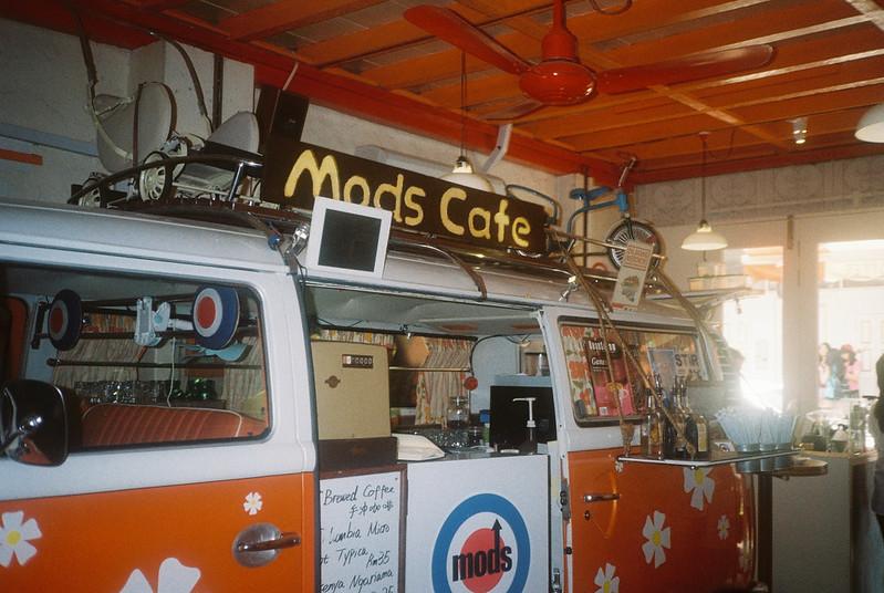 Mods Cafe @ Jonker Street