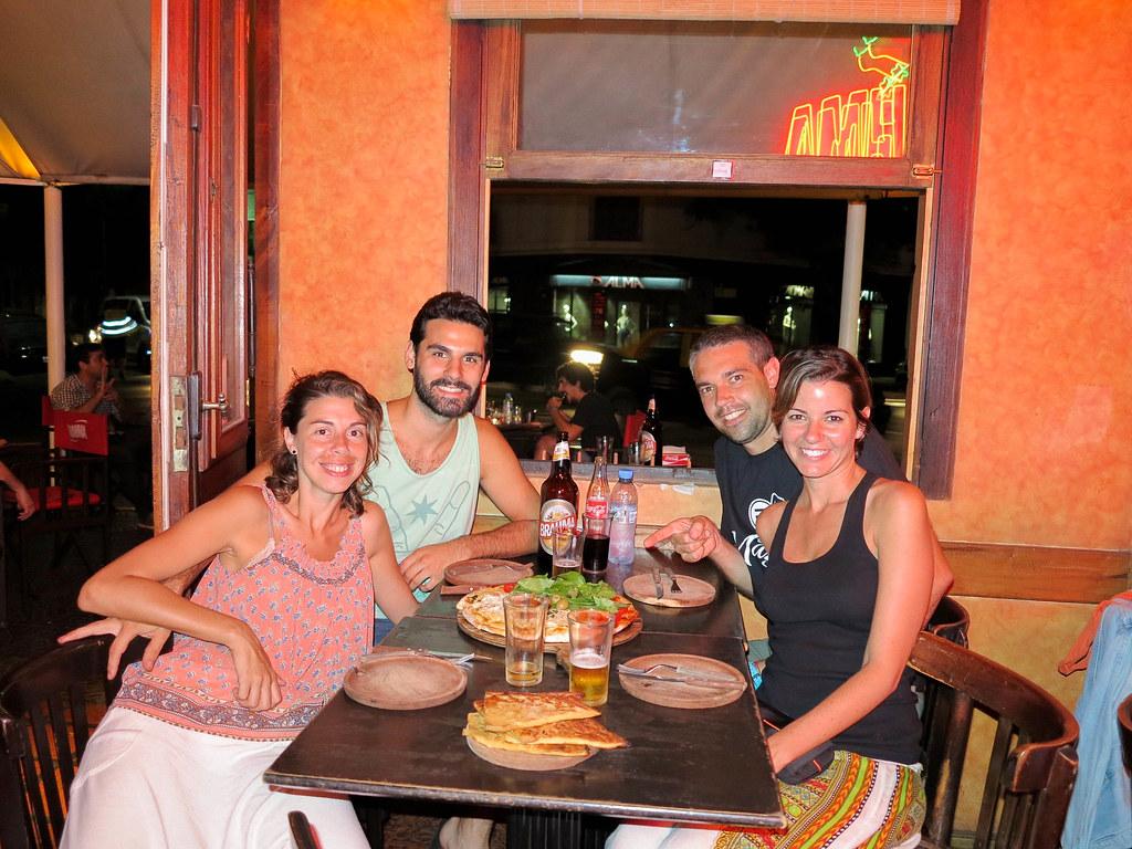 Cena en Palermo