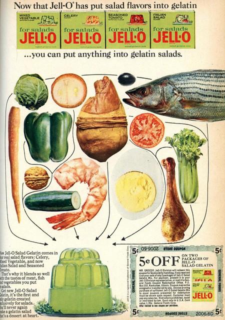 Odd Jell-O Salads