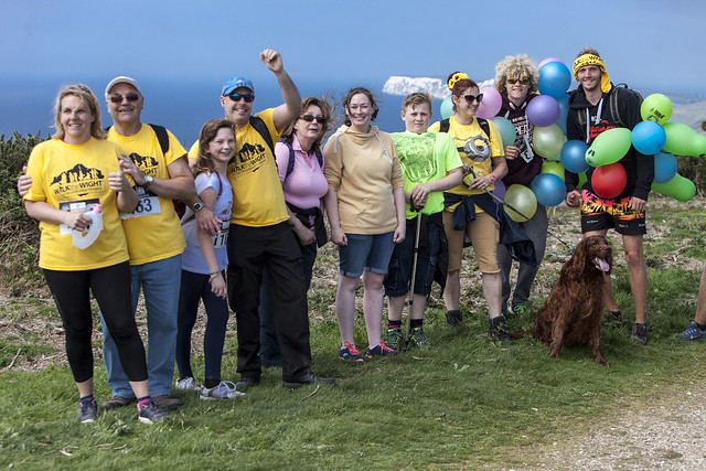 Walk the Wight 2016 by Allan Marsh