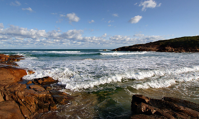 Tomaree National Park. NSW