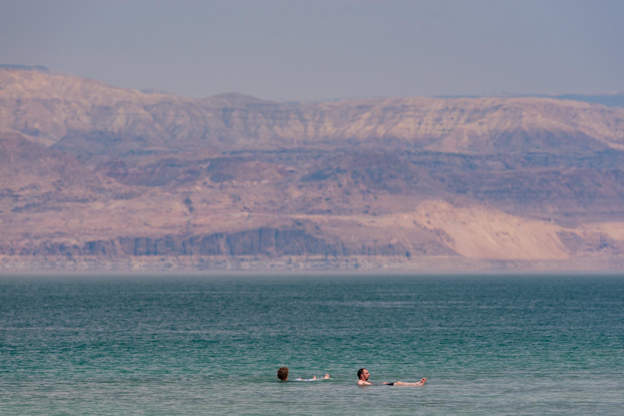 Dead Sea Floaters