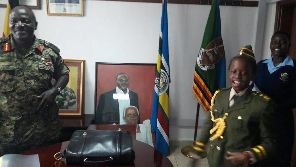 Uganda Army Chief 5