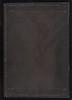 Plautus, Titus Maccius: Comoediae: Binding