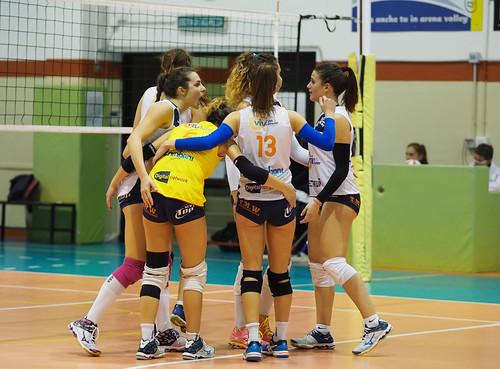 SERIE C: VIVIGAS Arena Volley - GIORGIONE PALLAVOLO
