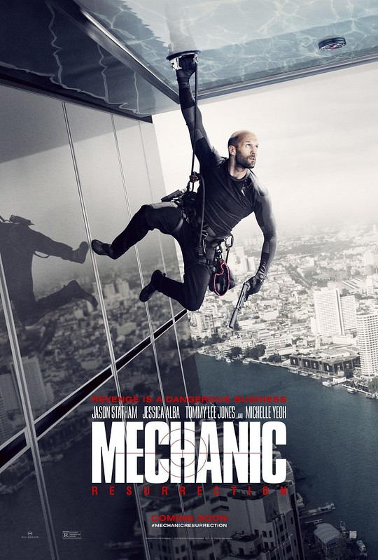 Mechanic - Resurrection - Poster 2