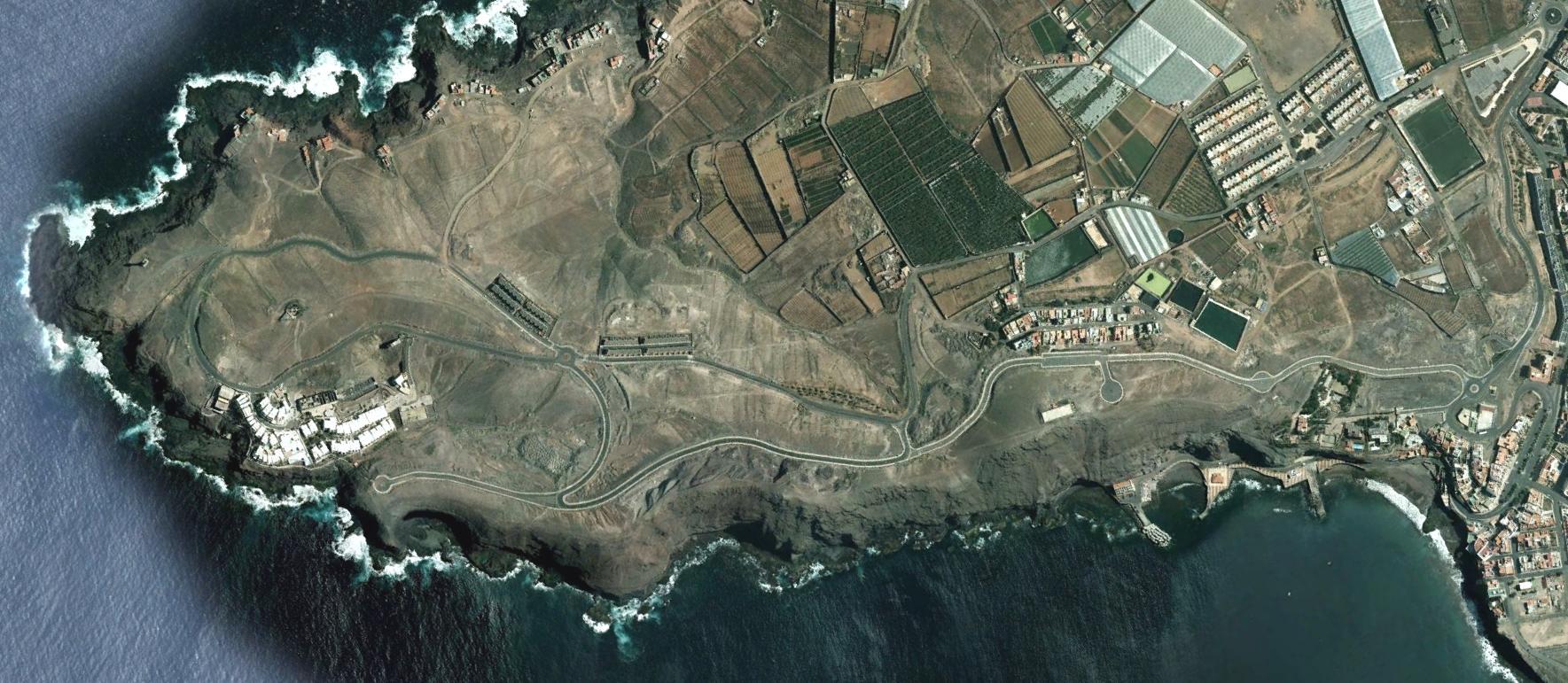 sardina, gran canaria, las palmas, dotty, después, urbanismo, planeamiento, urbano, desastre, urbanístico, construcción, rotondas, carretera