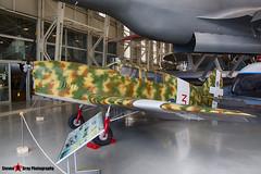 MM52757 3 - 766 - Italian Air Force - Nardi-Piaggio FN 305 - Italian Air Force Museum Vigna di Valle, Italy - 160614 - Steven Gray - IMG_0208_HDR