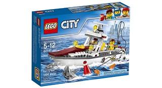 60147 Fishing Boat box