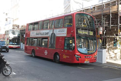 London General WHV34 LJ62KFU