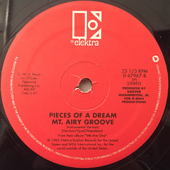 PIECES OF A DREAM:MT. AIRY GROOVE(LABEL SIDE-B)