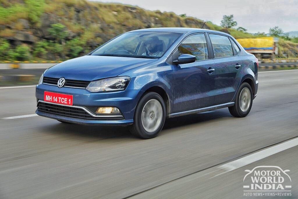 Volkwagen Ameo-Diesel-Front-Three-Quarter (6)