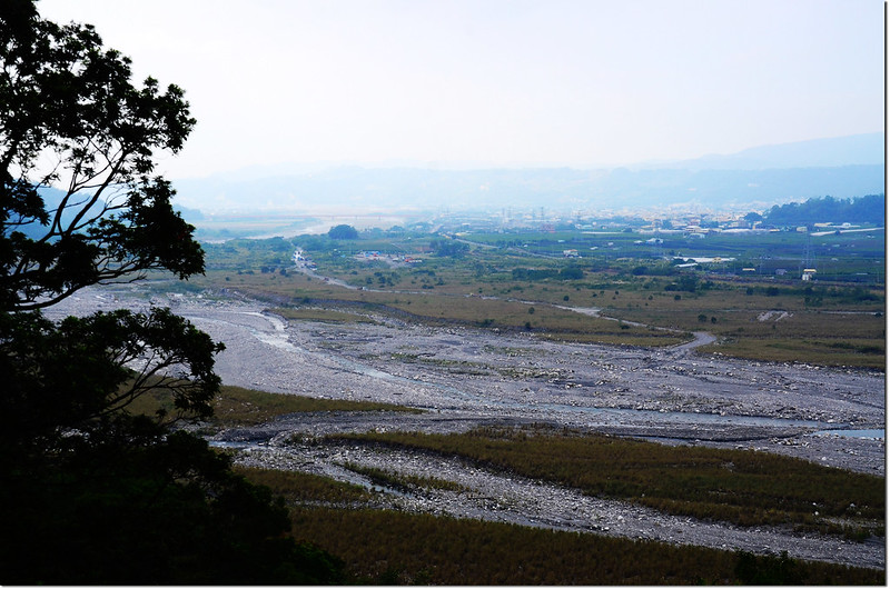 東勢山俯瞰卓蘭市區