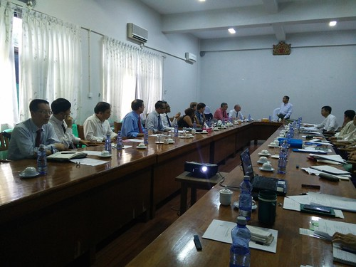 CGIAR centres-Ministry of Agriculture, Livestock and Irrigation meeting