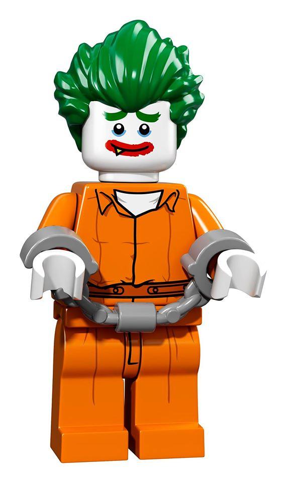 LEGO Batman Movie Collectible Minifigures