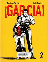 Santiago García y Luis Bustos, García