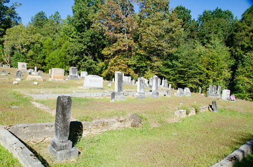 Shiloh Methodist Church and Cemetery Antreville-009