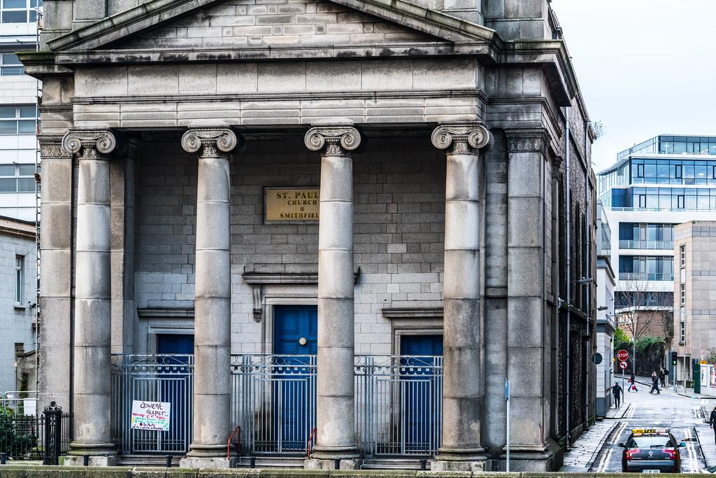 ST. PAUL'S CHURCH SMITHFIELD [ARRAN QUAY]-123107
