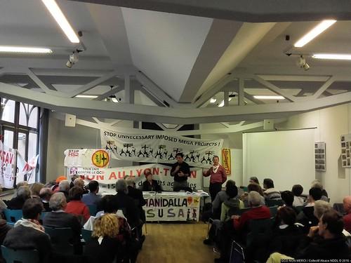 #GPII #Strasbourg #PE 2016-1026 Remise de la sentence du TPP au Parlement Européen 20161026_122643