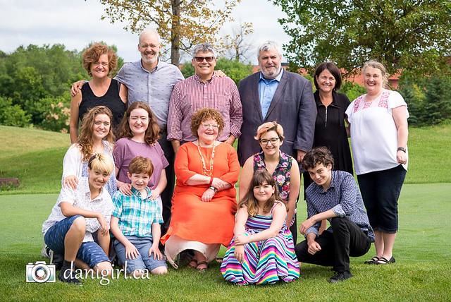 Family portrait photography in Ottawa