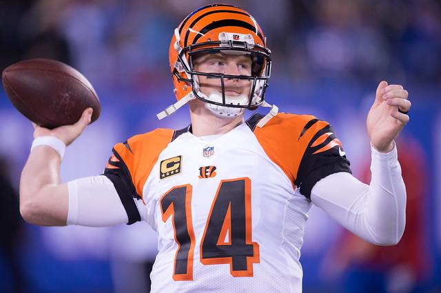 NFL Giants v Bengals 129
