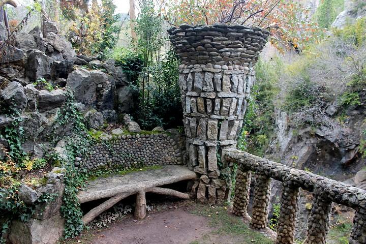 Jardins Artigas de la Pobla de Lillet