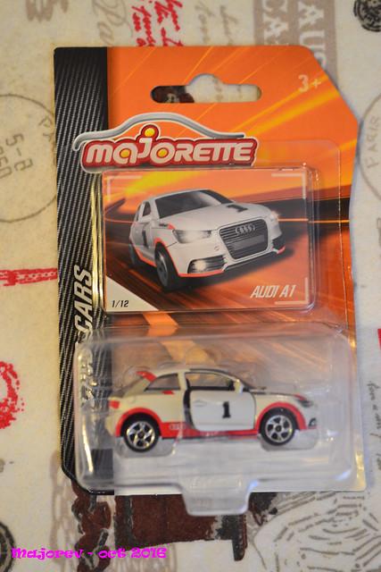 N°237E - Audi A1 30519455035_2f90f35e7c_z
