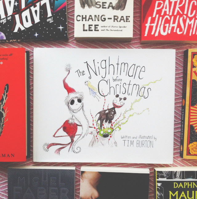 vivatramp book bloggers the nightmare before christmas book haul uk