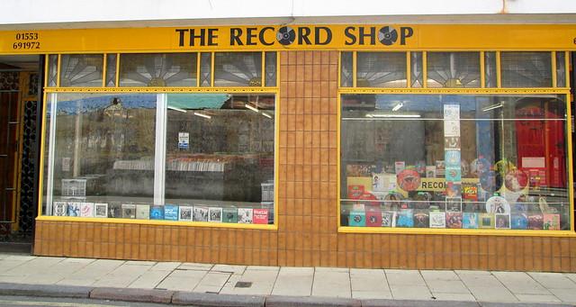King's Lynn Record Shop