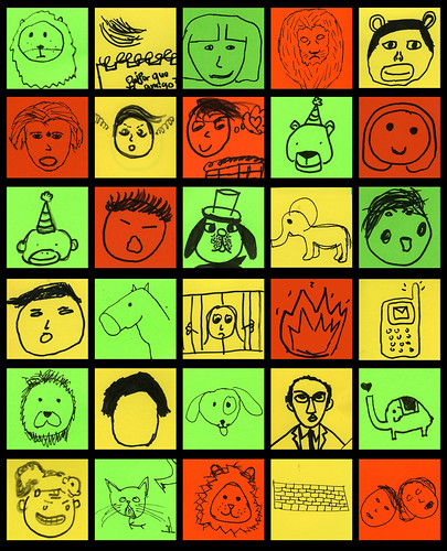 inktober students political-circus-emojis