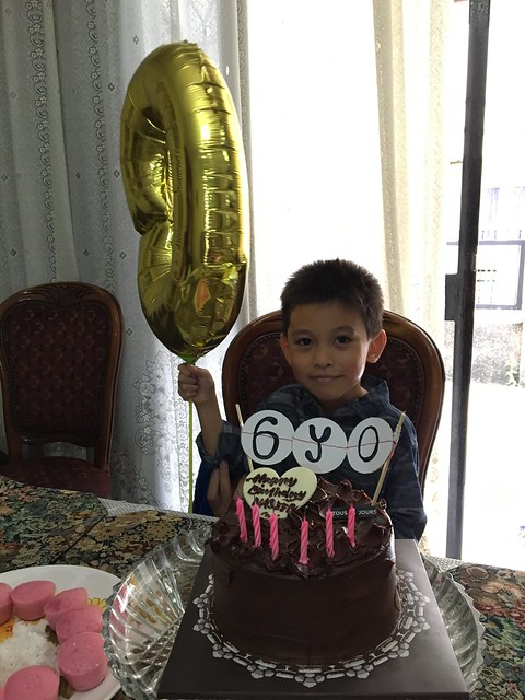 Naqeeb's 6th Birthday