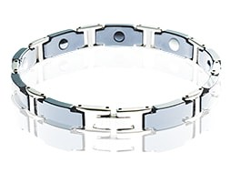 BRACELET CRYSTAL BLACK (MAN) 220